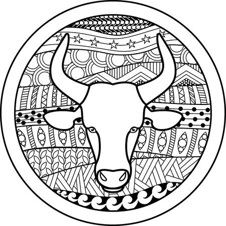 zodiac: Zodiac sign Taurus