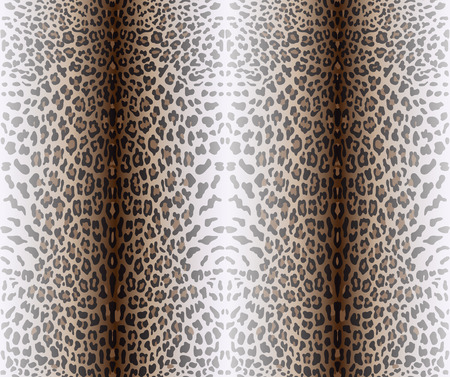 gepard: Vector illustration of seamless pattern with leopard skin. Leopard background. Panther seamless pattern. Animal seamless pattern. Fashion textile print. Animal wallpaper.
