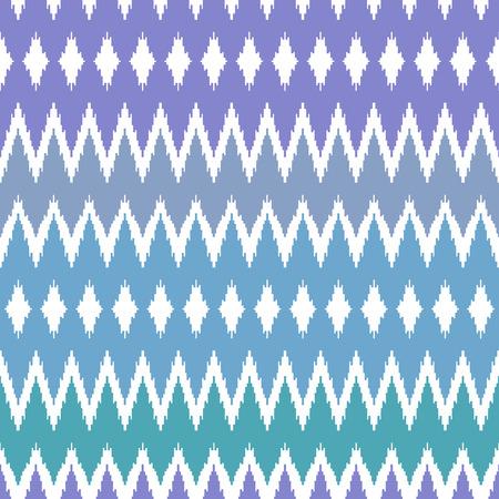 drapes: Ethnic winter seamless pattern