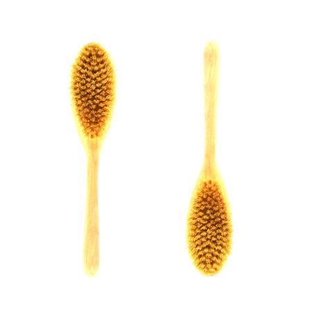 The massage brushes Stock Photo