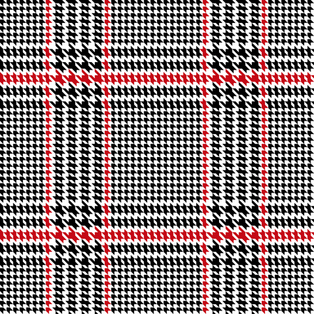 Check Fashion Seamless Pattern