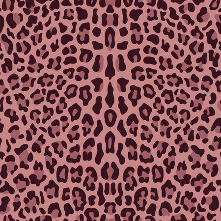 Leopard Naadloos Patroon