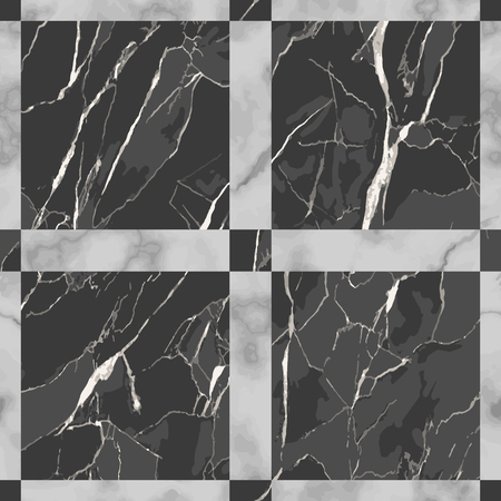 Marble Vector Texture Luxury Check Seamless Pattern Illustration
