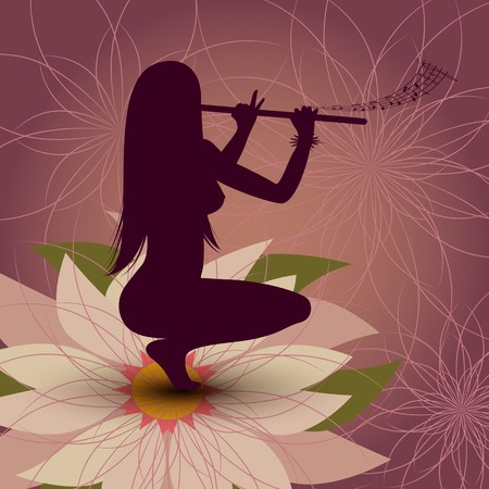 played: Played the flute