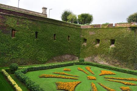 montjuic: Gardens of the Castle of Montjuic