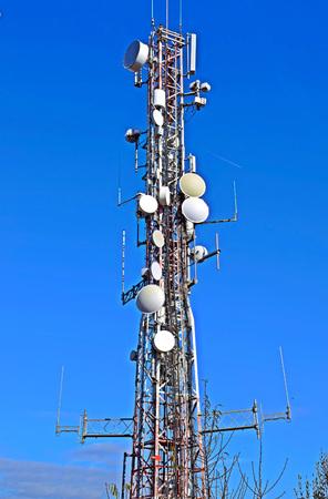 antenna and telecommunications tower