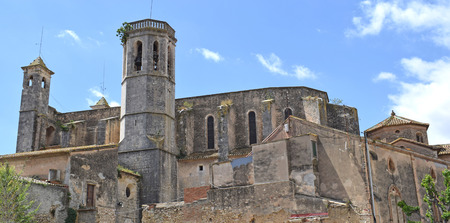 Church of San Juli?n de Arb? S in the province of Tarragona