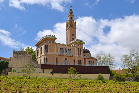 The Giralda de Arbo? in the province of Tarragona
