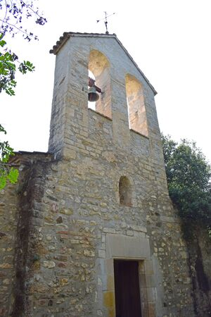 Hermitage of Sant Iscle de les Beams in Cerdanyola del Valles Barcelona