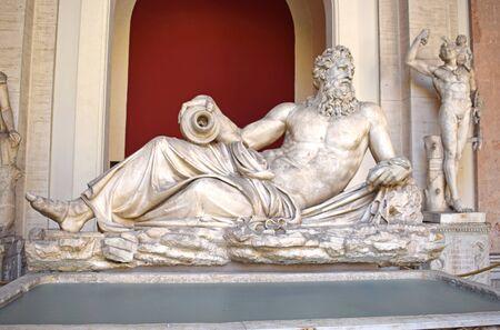 Sculpture, Basilica of St. Peter in Vatican