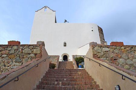 Hermitage of San Pablo in San Pol de Mar Barcelona Spain