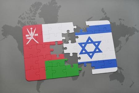 Puzzle Con La Bandera Nacional De China E Israel En Un Mapa Del Mundo De  Fondo. Ilustración 3D Fotos, Retratos, Imágenes Y Fotografía De Archivo  Libres De Derecho. Image 59475874.