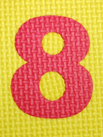 tread plate: Rubber number 8 .  Tread plate texture