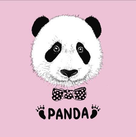 Simple Sign A Panda
