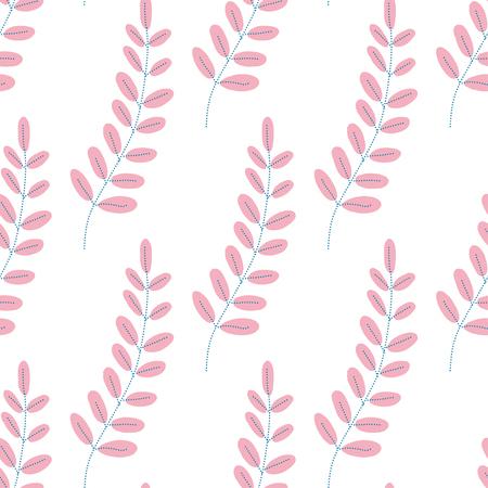 Vector seamless pattern. Endless Background Иллюстрация
