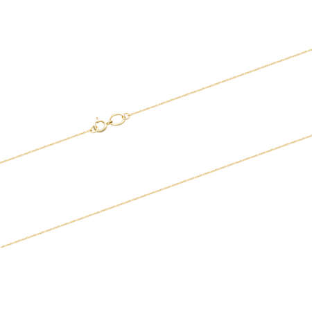 Silver gold pendant fradment necklace link chain on white backround isolated
