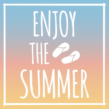 gradient: Enjoy the Summer gradient