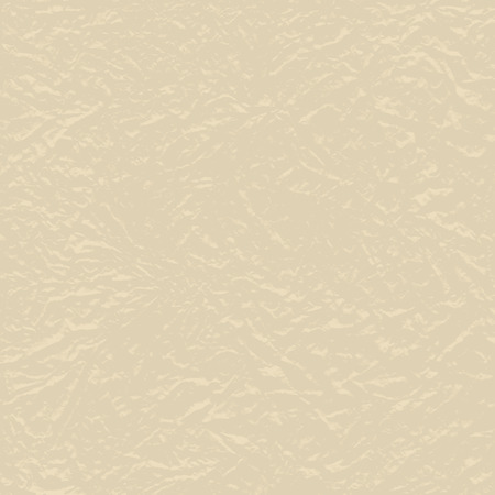 stoneware: Rumpled paper texture, beige square tile background