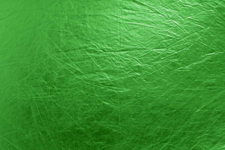 metallic textured bright green background with empty space  Stock Photo - 8216046