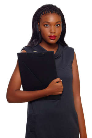 African American business woman photo