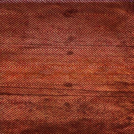 grunge red stripe pattern on vintage texture canvas background. Stock Photo - 10811843