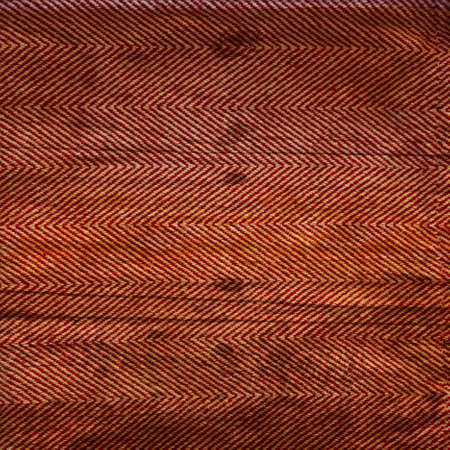 grunge red stripe pattern on vintage texture canvas background. Stock Photo - 10811843