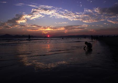 Dadaos Sunset Reklamní fotografie