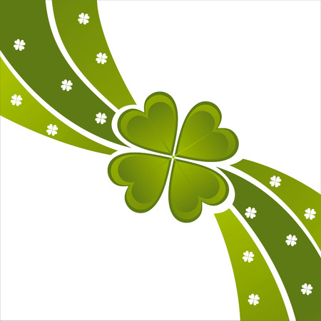 st. patrick's day background Stock Vector - 8638283