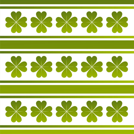 st. patrick's day background Stock Vector - 8777881