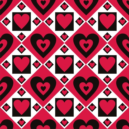 cute casino pattern Stock Vector - 11020893
