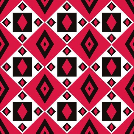 cute casino pattern Vector