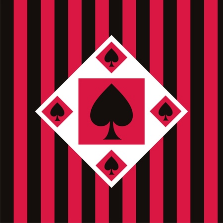 cute casino background Stock Vector - 12056025