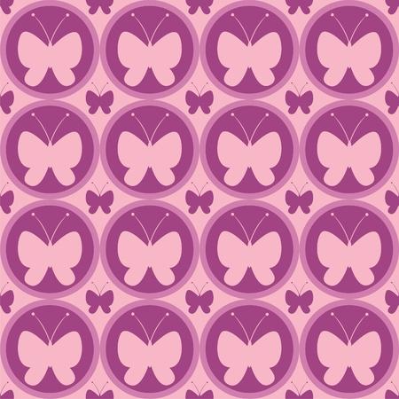 cute butterfly pattern