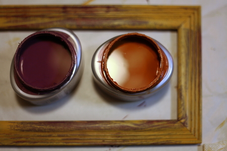 Crafts: Wooden Frame and Paint