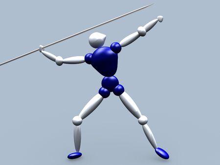 javelin: Javelin Thrower