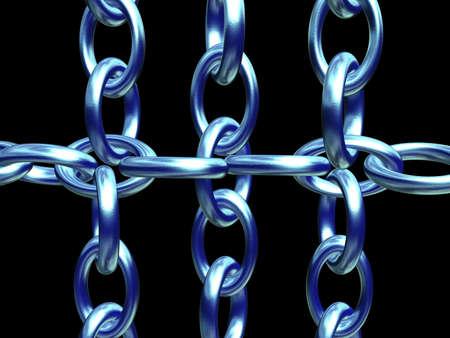 Chain Background photo