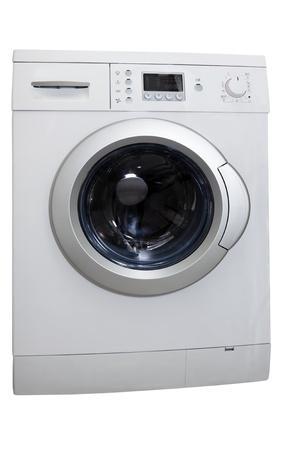 washing machine isolated on white background Stock Photo - 8738004