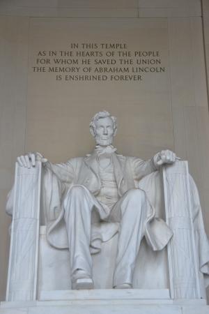 honest abe: Abraham Lincoln Monument
