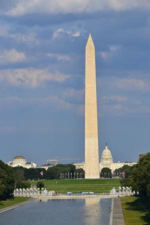 Washington Mall 版權商用圖片