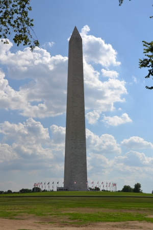 Washington Monument Stock Photo - 16863763