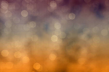 Background Abstract Lights Bokeh Stock Photo