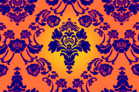 kingly: Background Floral Ornament Abstract Stock Photo