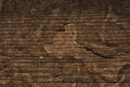 flaws: Brown Wooden Cracked Grunge Background
