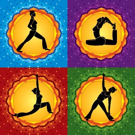 Yoga square