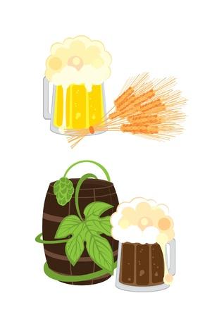 Kinds of beer