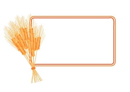 reap: Wheat frame