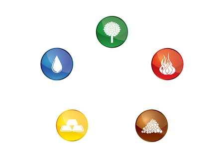Five elements of life