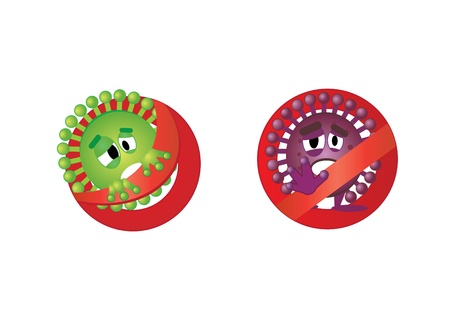 Antibacterial Stock Vector - 9832051