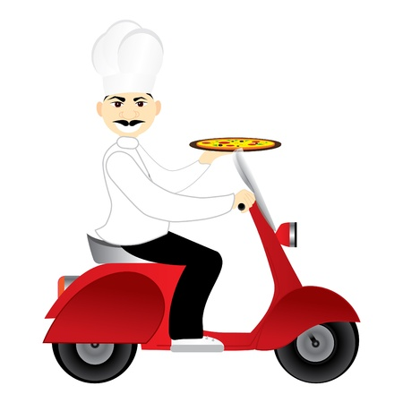 pizza delivery: Pizza delivery