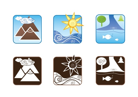 Rest icons